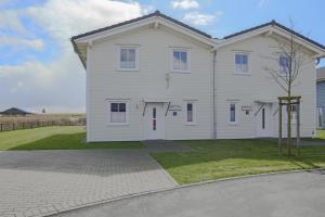 Mien Huus an de Nordsee 2 - Ferienhaus Wattwurm