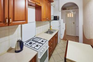 Apartments on Ruska 12, Appartamenti  Leopoli - big - 8