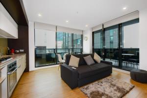 UrbanMinder @ Opus, Апартаменты  Мельбурн - big - 23