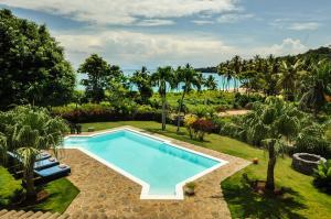 Luxury Villa Private Beach