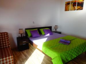 Karali Apartments, Apartmány  Lagadin - big - 23