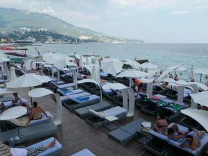 Lotos at Sea, Hotel  Yalta - big - 16