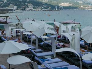 Lotos at Sea, Hotel  Yalta - big - 13