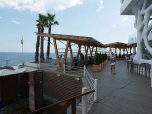 Lotos at Sea, Hotel  Yalta - big - 11