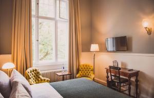 Dvoulůžkový pokoj Chambre s manželskou postelí