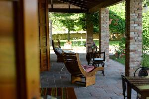 Villa Montegenco, Venkovské domy  Comunanza - big - 14