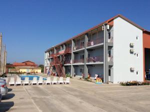 Hotel Shtorm, Fogadók  Bilshovyk - big - 22
