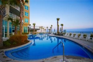 Aqua Beachside Resort 1701 Condo, Апартаменты  Панама-Сити-Бич - big - 3
