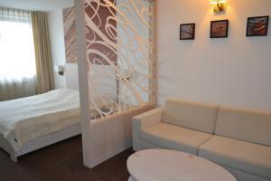 Hotel Slamený dom, Hotely  Košice - big - 13