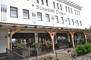 Hotel Slamený dom, Hotely  Košice - big - 28