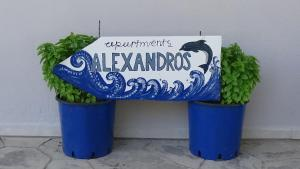 Alexandros Apartments