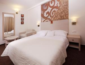 Hotel Slamený dom, Hotely  Košice - big - 10