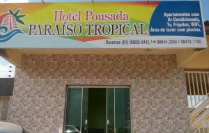 HOTEL POUSADA PARAÍSO TROPICAL