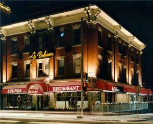 La Boheme Restaurant & B&B