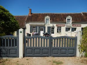 Le Gite Des Poules Rousses, Prázdninové domy  Choussy - big - 33