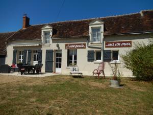 Le Gite Des Poules Rousses, Prázdninové domy  Choussy - big - 35