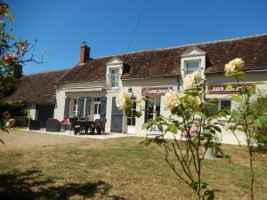 Le Gite Des Poules Rousses, Prázdninové domy  Choussy - big - 26
