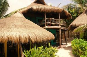 Cabañas La Luna, Hotely  Tulum - big - 110