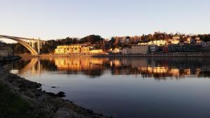Douro & Sea - River Side, Apartmány  Vila Nova de Gaia - big - 8
