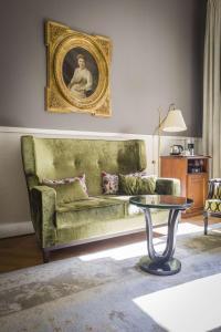 Dvoulůžkový pokoj Salon s manželskou postelí