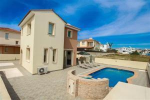 Villa Florie, Vily  Protaras - big - 20