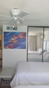 Penthouse Villa Marlin, Apartmány  Cancún - big - 14