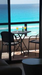 Penthouse Villa Marlin, Apartmány  Cancún - big - 69