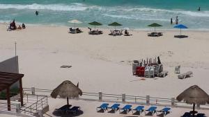 Penthouse Villa Marlin, Apartmány  Cancún - big - 82
