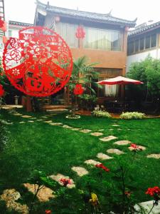 Lijiang Shuhe Qingtao Inn, Penziony  Lijiang - big - 70