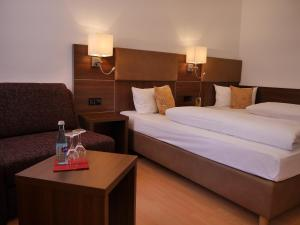 Hotel Romantica Hotel Blauer Hecht Dinkelsbühl Nemecko