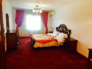 Hotel Ark MS, Hotely  Taraz - big - 7