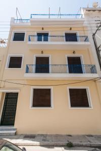 Loid Tzortz Guest House, Apartmány  Atény - big - 78
