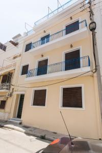 Loid Tzortz Guest House, Apartmány  Atény - big - 77