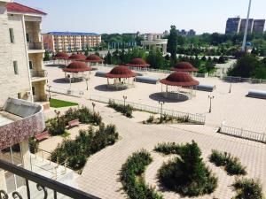 Hotel Ark MS, Hotely  Taraz - big - 28