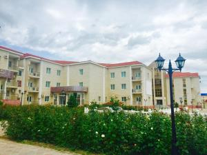Hotel Ark MS, Hotely  Taraz - big - 27