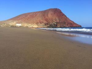 Villa Ocean Beach, Nyaralók  El Médano - big - 13
