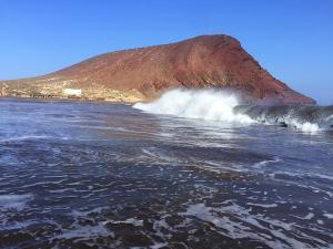 Villa Ocean Beach, Nyaralók  El Médano - big - 12