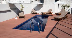 Буэнос-Айрес - ARC Arenales Studios & Suites