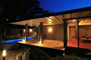 GAHAMA terrace, Rjokanok  Beppu - big - 24