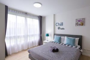 Baan PeangPloen HuaHin Condominium, Apartmanok  Huahin - big - 8