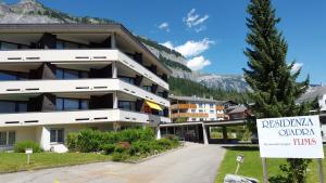 Alpen-Fewo, Residenza Quadra 25 - Apartment - Flims