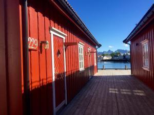 Anker Brygge, Hotels  Svolvær - big - 12