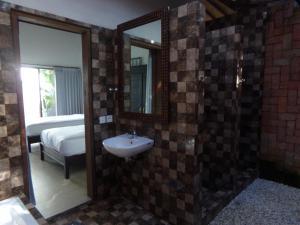 Green Bowl Bali Homestay, Alloggi in famiglia  Uluwatu - big - 41