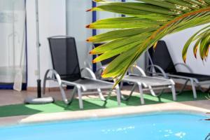 Casa Chloe, Dovolenkové domy  Playa Blanca - big - 15