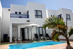 Casa Chloe, Dovolenkové domy  Playa Blanca - big - 9