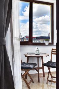 Palas Central Suites, Ferienwohnungen  Iaşi - big - 10
