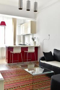Palas Central Suites, Ferienwohnungen  Iaşi - big - 14