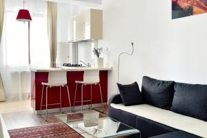 Palas Central Suites, Ferienwohnungen  Iaşi - big - 15