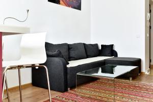 Palas Central Suites, Ferienwohnungen  Iaşi - big - 19