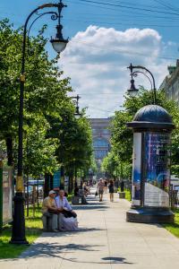 Невский Гранд Энерджи, Отели  Санкт-Петербург - big - 32